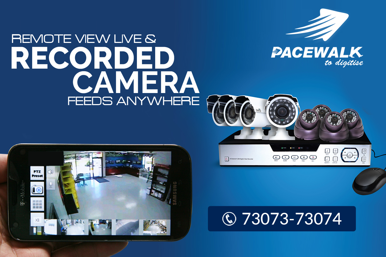 CCTV camera Services in Kotkapura Punjab
