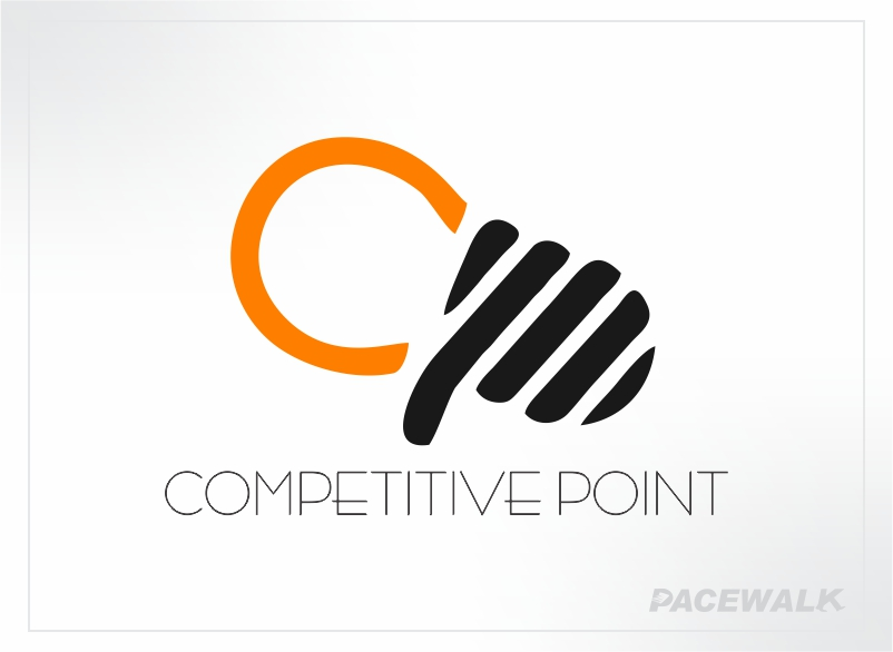 PACEWALK logo design bathinda