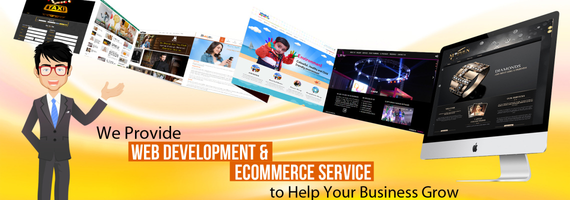 Website Design and development in bathinda