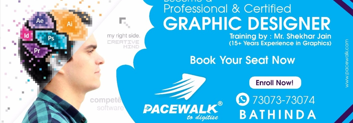 Graphic Design Courses from PACEWALK