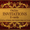 Online Invitation E-cards-PACEWALK